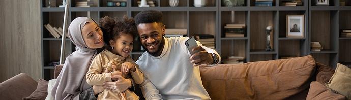 family-taking-selfie-photo
