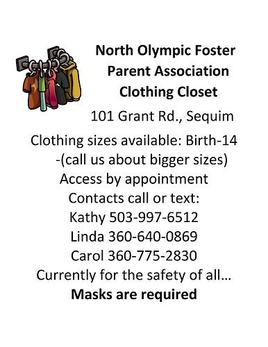 Clothing Single Flyer