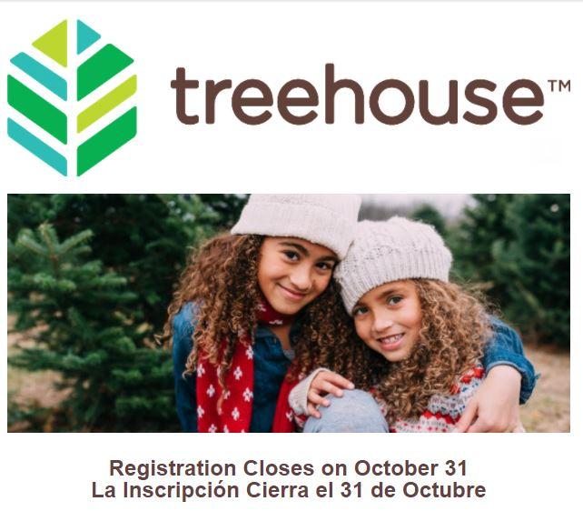 treehouse holiday magic